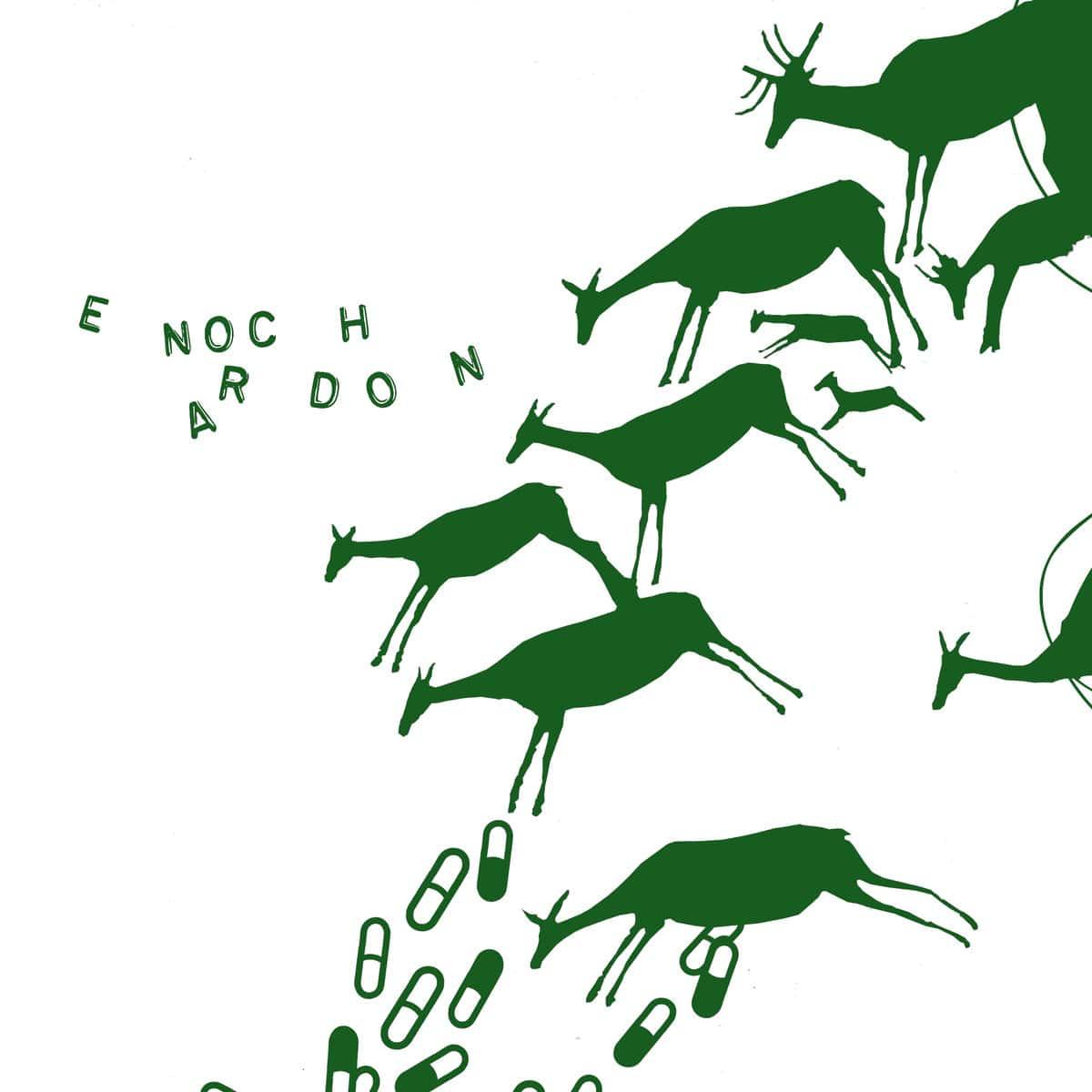 """EX04 - Enoch Ardon - s/t 7"""""""